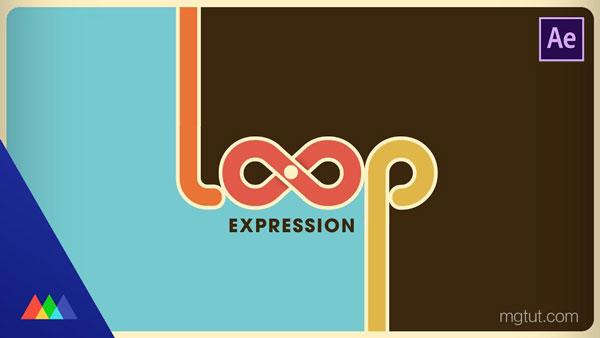 AE循环表达式loop使用教程(中英文字幕) + 理解说明